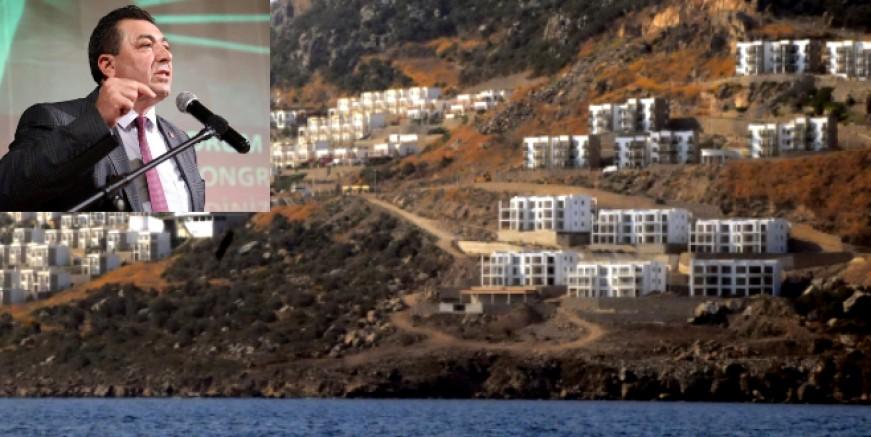 CHP'li vekil Alban: Depremde en fazla riskli bina Bodrum'da