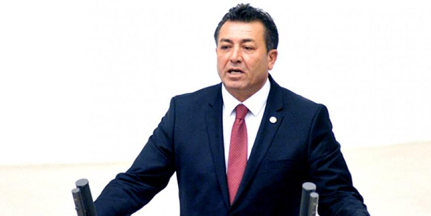 """CHP milletvekili Alban """"Belediyelerin ödenekleri iki katına çıkarılsın"""""""