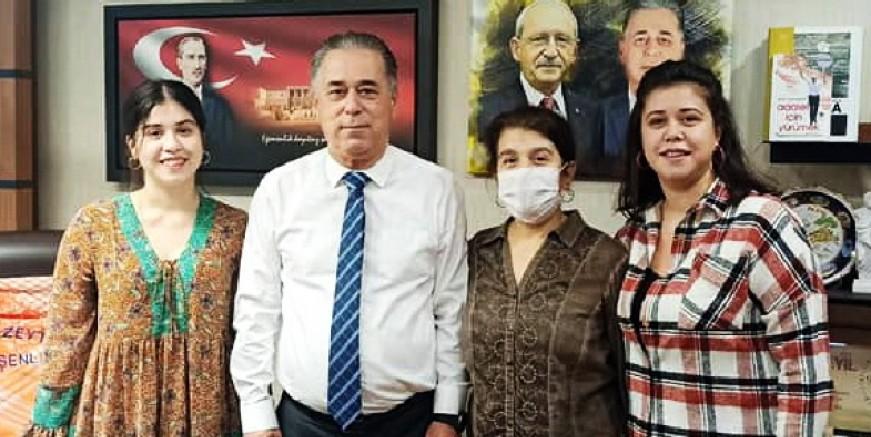 CHP Muğla Milletvekili Özcan ve ailesi coronavirüse yakalandı