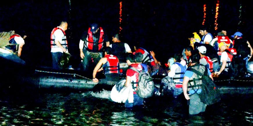Covid 19 kısıtlamaları göçmen geçişlerini azalttı
