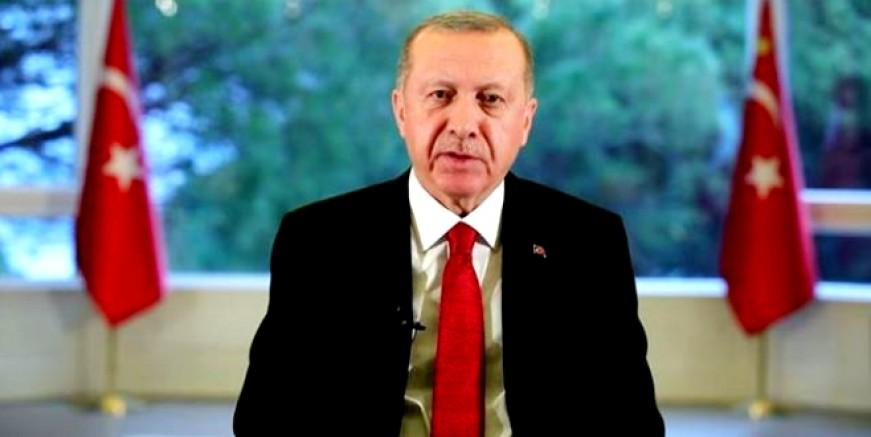 Cumhurbaşkanı Erdoğan: Bayram sonrasında kontrollü bir şekilde normalleşme adımlarını atıyoruz