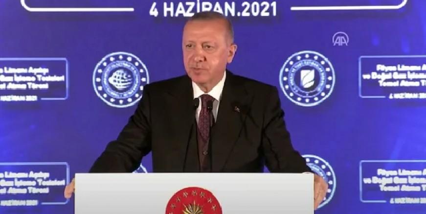 Cumhurbaşkanı Erdoğan müjdeyi verdi: 135 Milyar Metreküplük Yeni Doğalgaz Keşfi