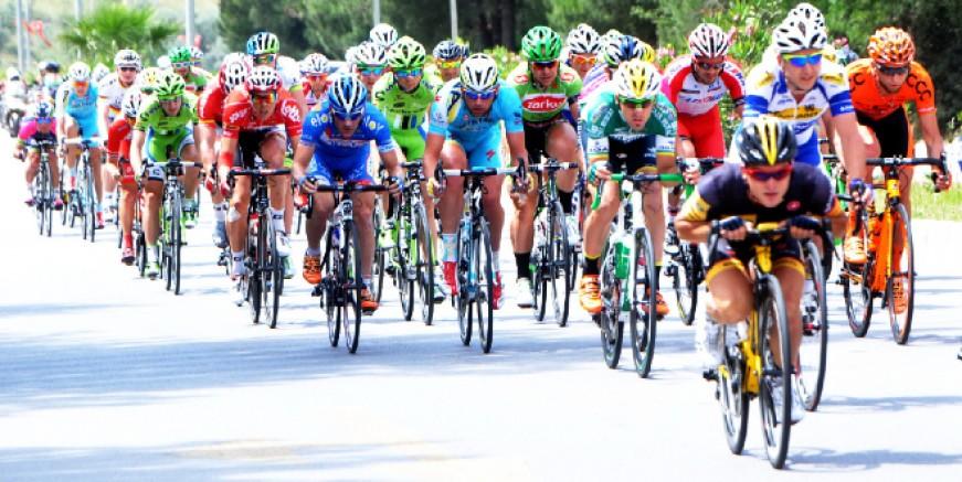 Cumhurbaşkanlığı Bisiklet Turu Bodrum'a geliyor