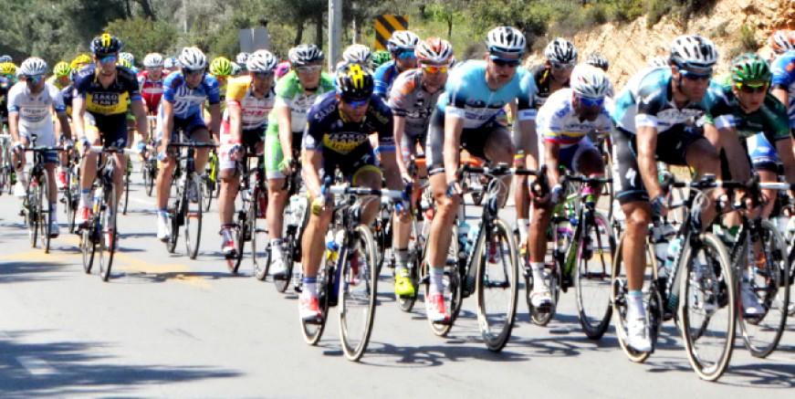 Cumhurbaşkanlığı Bisiklet Turu Bodrum' a geliyor