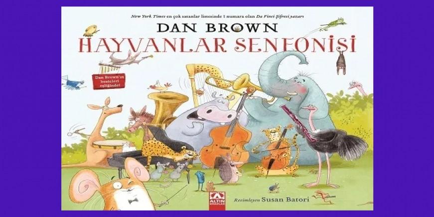 Dan Brown hem yazdı hem besteledi!