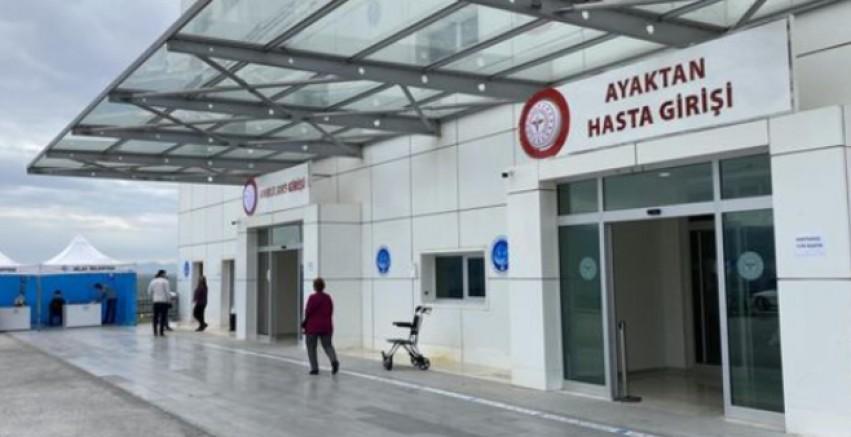 Devlet Hastanesi, sadece korona hastalarına hizmet verecek