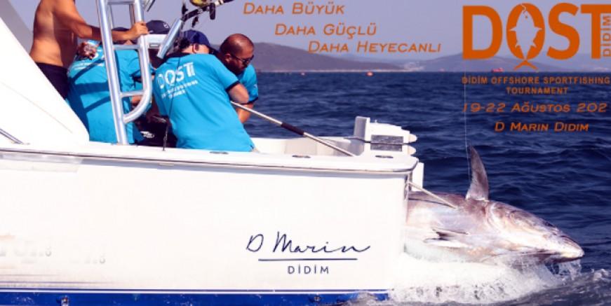 Dost Didim Balık Turnuvası Ağustos'ta yapılacak