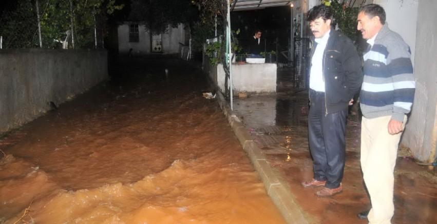 DSİ tarafından yağış ve dere yataklarından uzak durun uyarısı yapıldı