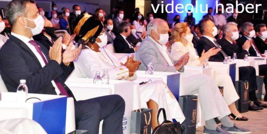Dünya turizm liderler zirvesi Bodrum'da başladı