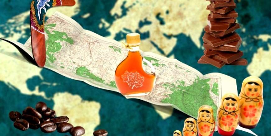 Dünyanın en çok satan hediyelik eşyaları: Nazar boncuğu, kahve, şemsiye