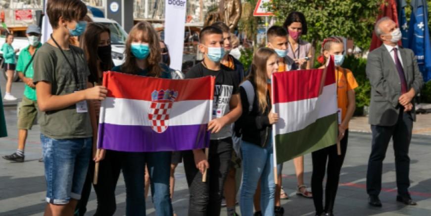 Erasmus öğrencileri Bodrum'a geldi