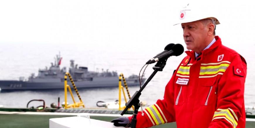 Erdoğan, milyonların merakla beklediği müjdeyi verdi: 85 milyar metreküp daha gaz bulduk