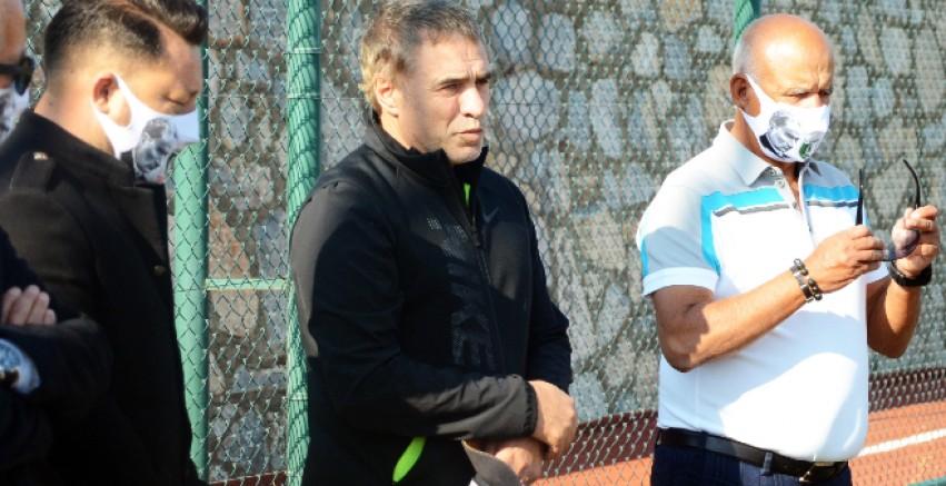 Ersun Yanal: Bodrumspor ve Antalyaspor birbirine destek olacak