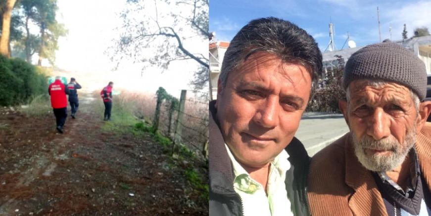 Eski Belediye Başkanı Kazım Avcı'nın kaybolan babası  heryerde aranıyor..