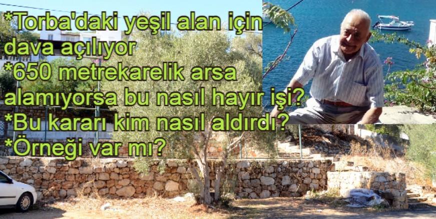 Faruk Urfalı Yazdı: Torbadaki yeşil alanı betona çevirmeye çalışan Yunus Büyükkuşoğlu ve belediyeye sert tepki. 93 yaşındaki Hakkı Anter'i yaşarken öldürdünüz…