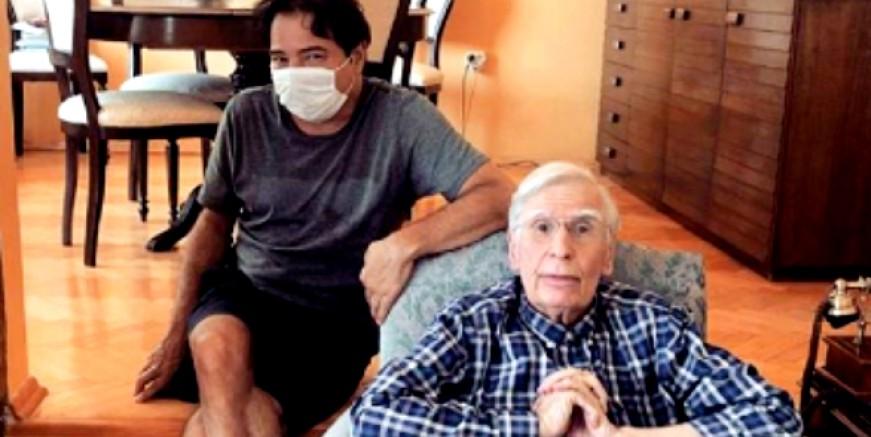 Fazıl Say' ın babası Ahmet Say yoğun bakımda