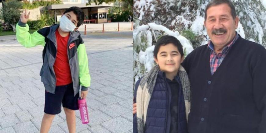 Fevzi Topuz'un torunu Fevzi Topuz matematikte dünya şampiyonu oldu