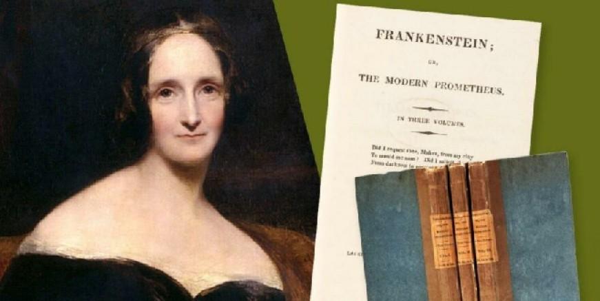 Frankenstein'ın ilk kopyası rekor fiyata satıldı: 10 milyon TL