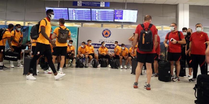Galatasaray'a Atina'da şok. Maç için gittiler, geri dönüyorlar. Skandal karar…
