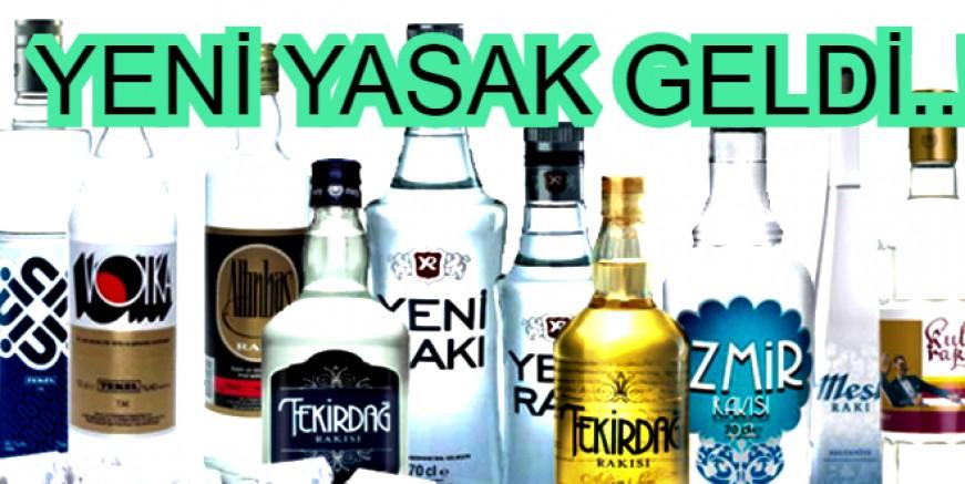 Gece 10'dan sonra alkol satana 320 bin lira ceza verilecek