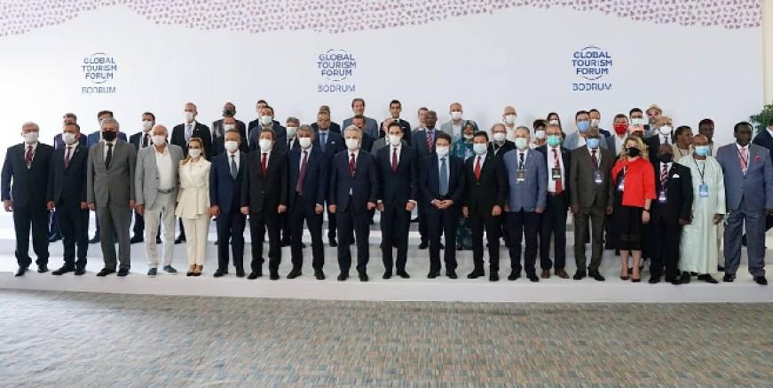 Gittim gördüm yazdım: Blue Davos'tan bildiriyorum