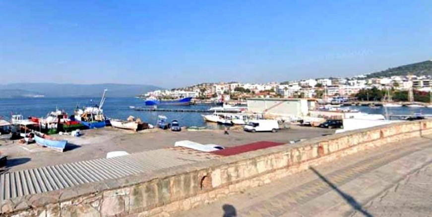 Güllük Liman Sahası özelleştirildi