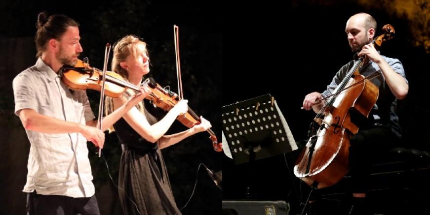 Gümüşlük Müzik Festivali'nde North Sea String Quartet hayran bıraktı