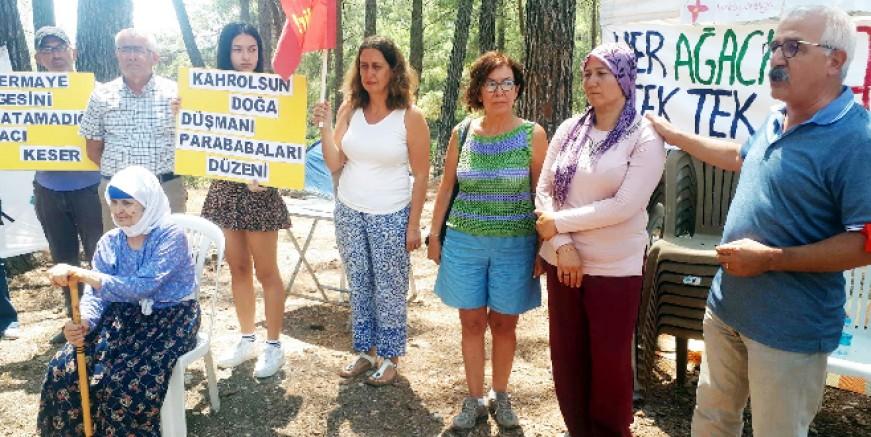Halkın Kurtuluş Partisi'nden İkizköylülere destek