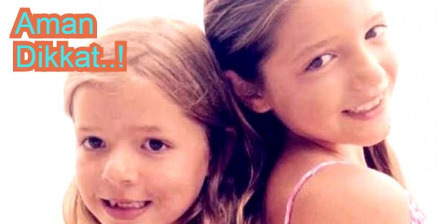 Hamak faciası: İki kız kardeş düşüp can verdi...