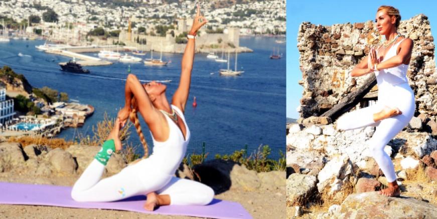 Hastalıktan sağlığa, sağlıktan Dünya Yoga Şampiyonluğu'na