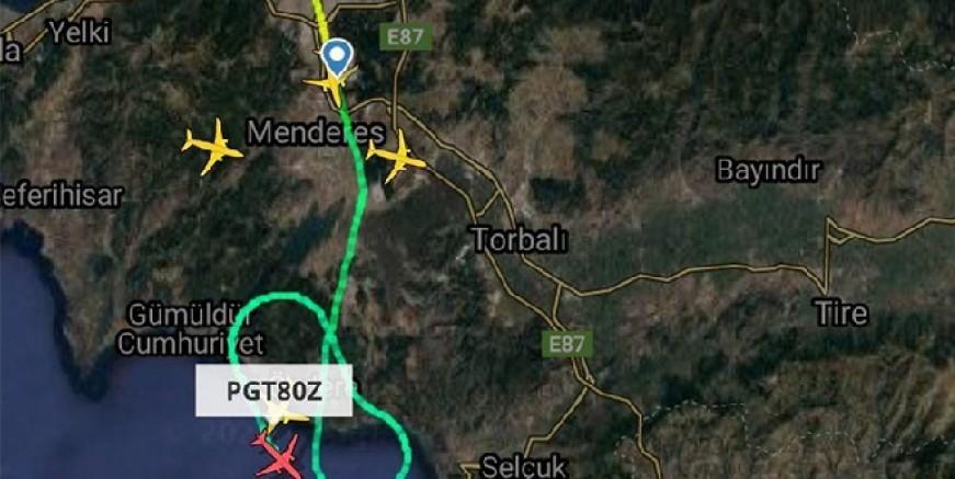 Hava ulaşımında sıkıntı var, uçaklar İzmir'e inemiyor