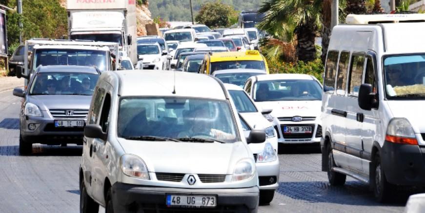 Bodrum'un kabusa dönen trafiğini deniz ulaşımı rahatlatacak