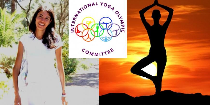 INTERNATIONAL YOGA OLYMPIC COMMITTEE (IYOC) KURULDU