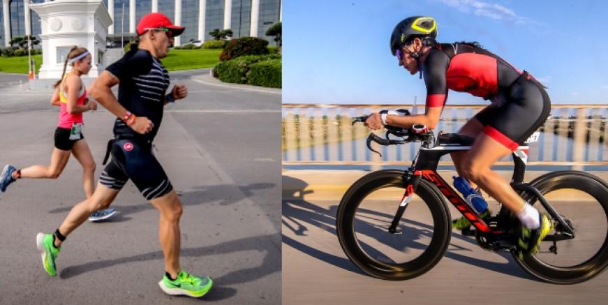 Ironman 70.3 Turkey yarışlarının startı verildi