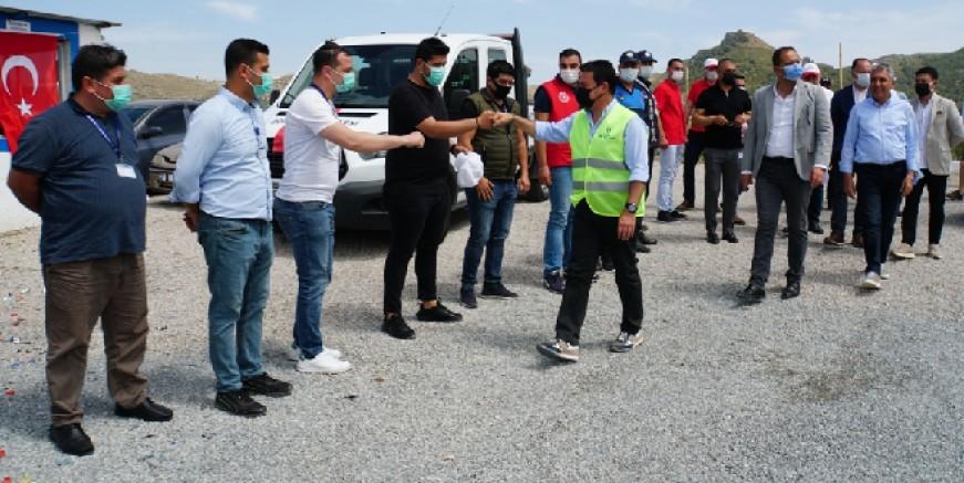 İşçi Bayramı'nda belediye işçilerine zam müjdesi