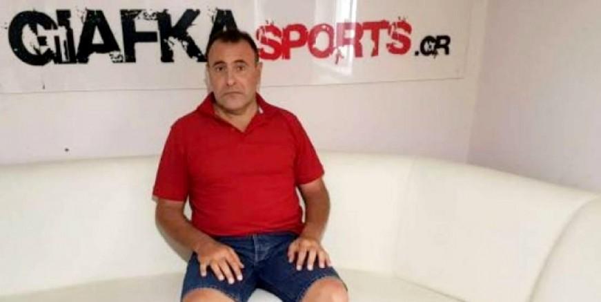 İstanköy (Kos) Spor Kulübü Başkanı Hatzipavlis yaşamını yitirdi