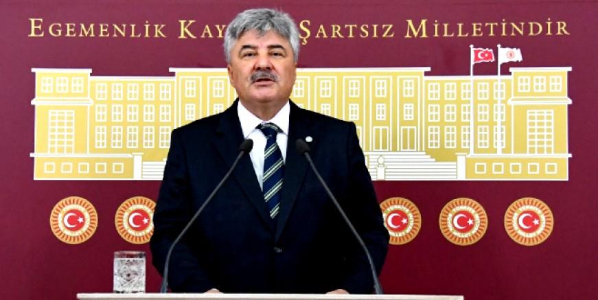 """İYİ Partili Ergun """"Muğla'daki gölet ve barajlar neden bitirilemedi"""""""