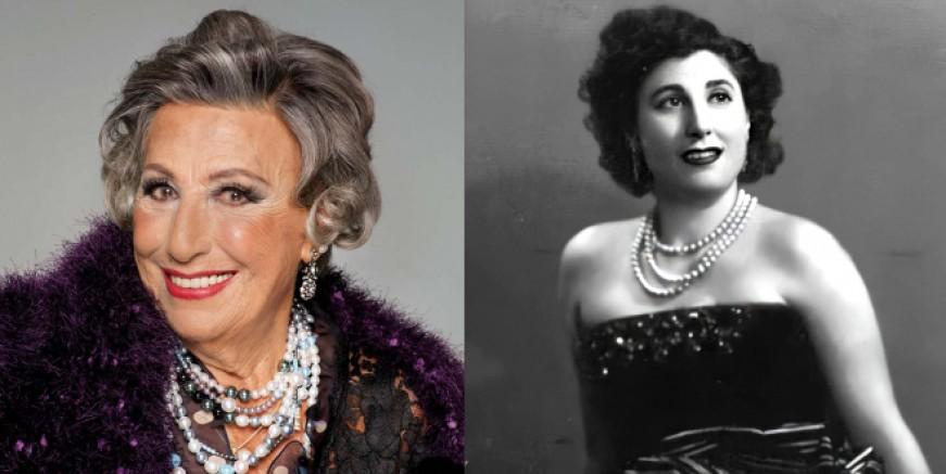 """İyiki doğdun """"Cumhuriyetin Divası"""" 103 yaşında..."""