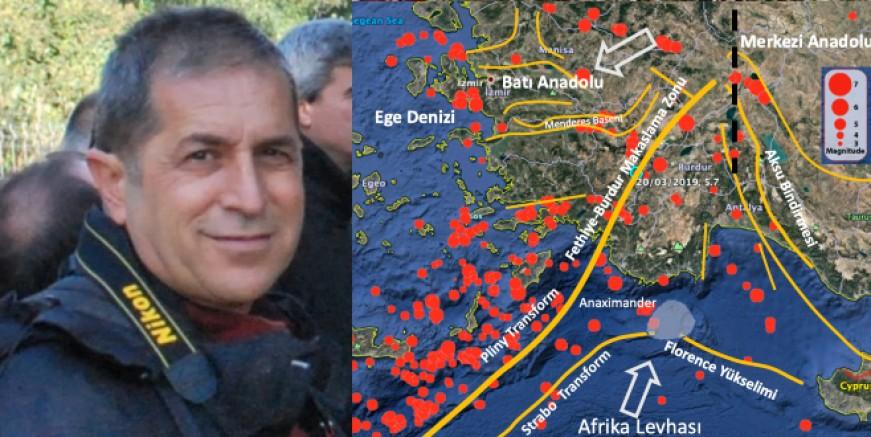 Jeoloji Mühendisleri Odası'ndan ciddi uyarı: Muğla- Yatağan fay hattı her an 6.8 büyüklüğünde deprem üretebilir