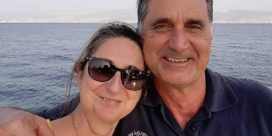 Kaptan Tufan Turanlı'nın acı günü. Eşi Dr. Berta Lledo yaşamını yitirdi