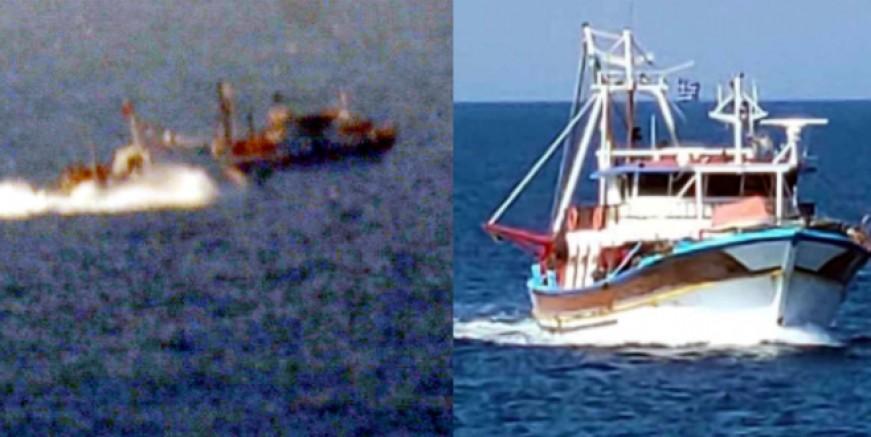 Kardak'a gelmeye çalışan Yunanlı balıkçılar gerginlik yarattı