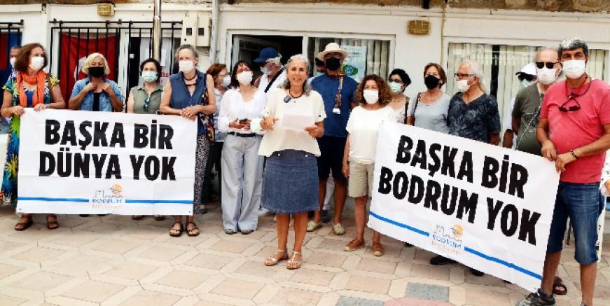 Kent Konseyi çok tepkili: Turizm adı altında doğanın ve çevrenin yok edilmesine izin vermeyeceğiz
