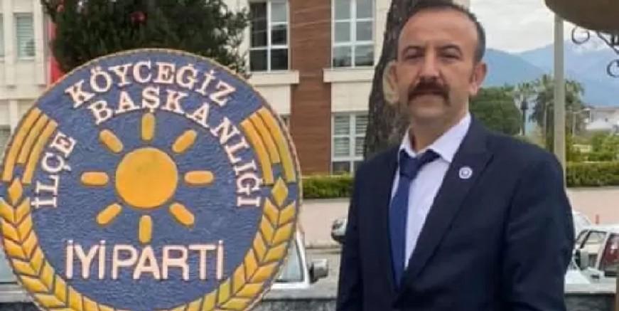Köyceğiz İYİ Parti'de istifa depremi