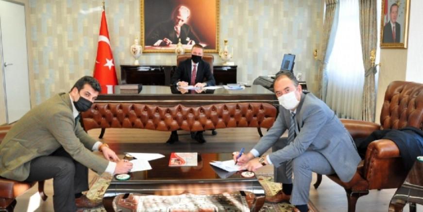 """""""Kurslarımızla Köylerdeyiz"""" protokolü imzalandı"""