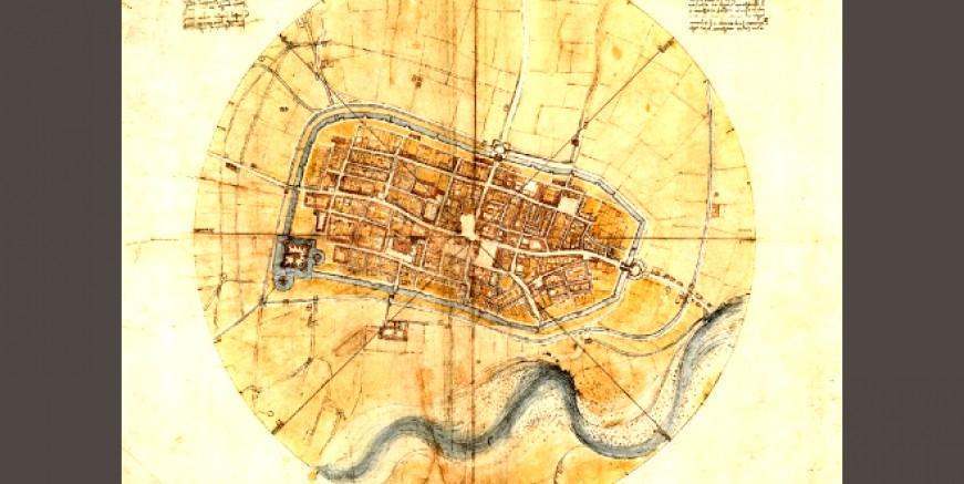 Leonardo da Vinci Haritalamayı Sanattan Bilime Dönüştürdü