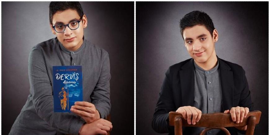 Liseli Yazardan İçsel Bir Yolculuk: 'Derviş Aldanması'