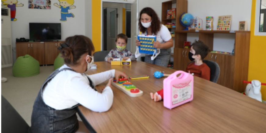 Kısa Mola Merkezi Hizmete Açıldı