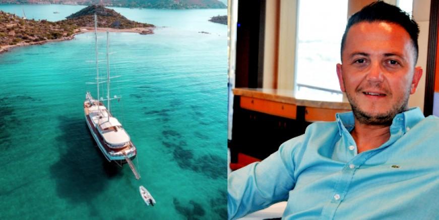 Mavi yolculuk turistlerini özel jetlerle Bodrum'a taşıyacaklar