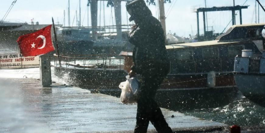 Meteoroloji'den birçok il için kar yağışı uyarısı, Muğla'da var