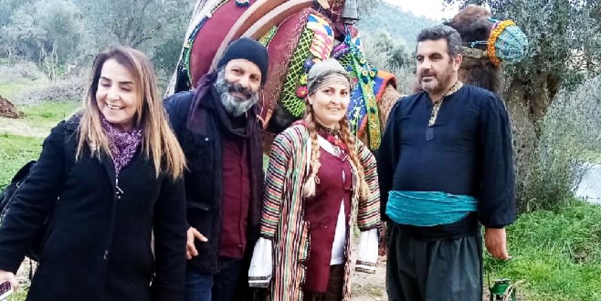 Milaslı öğretmen, çektiği bir filmle 4 uluslar arası ödül kazandı